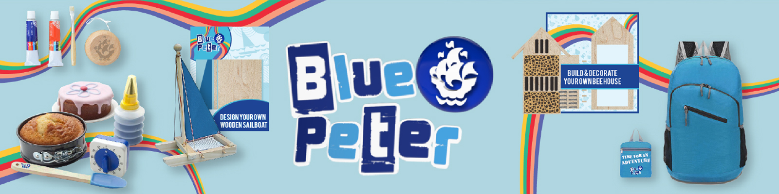 Blue Peter Kids Logo