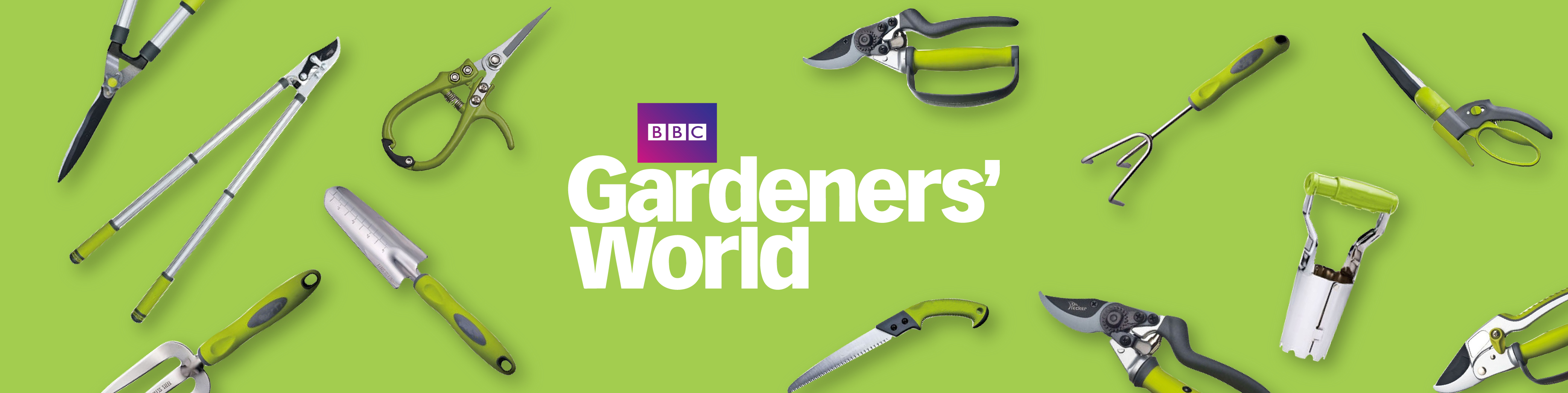 BBC Gardeners World Logo